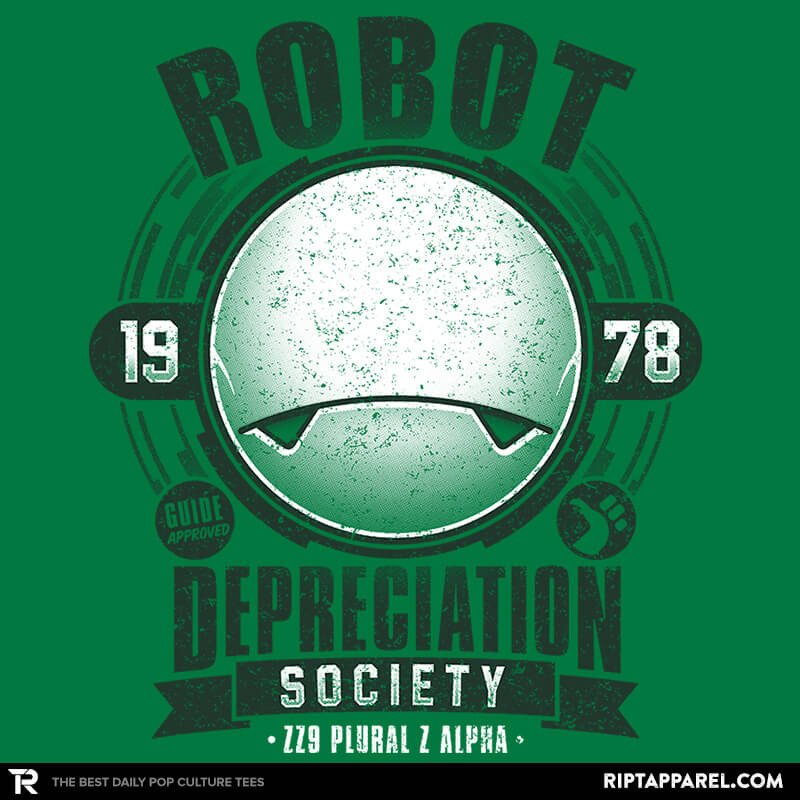 Ript: Robot Depreciation Society