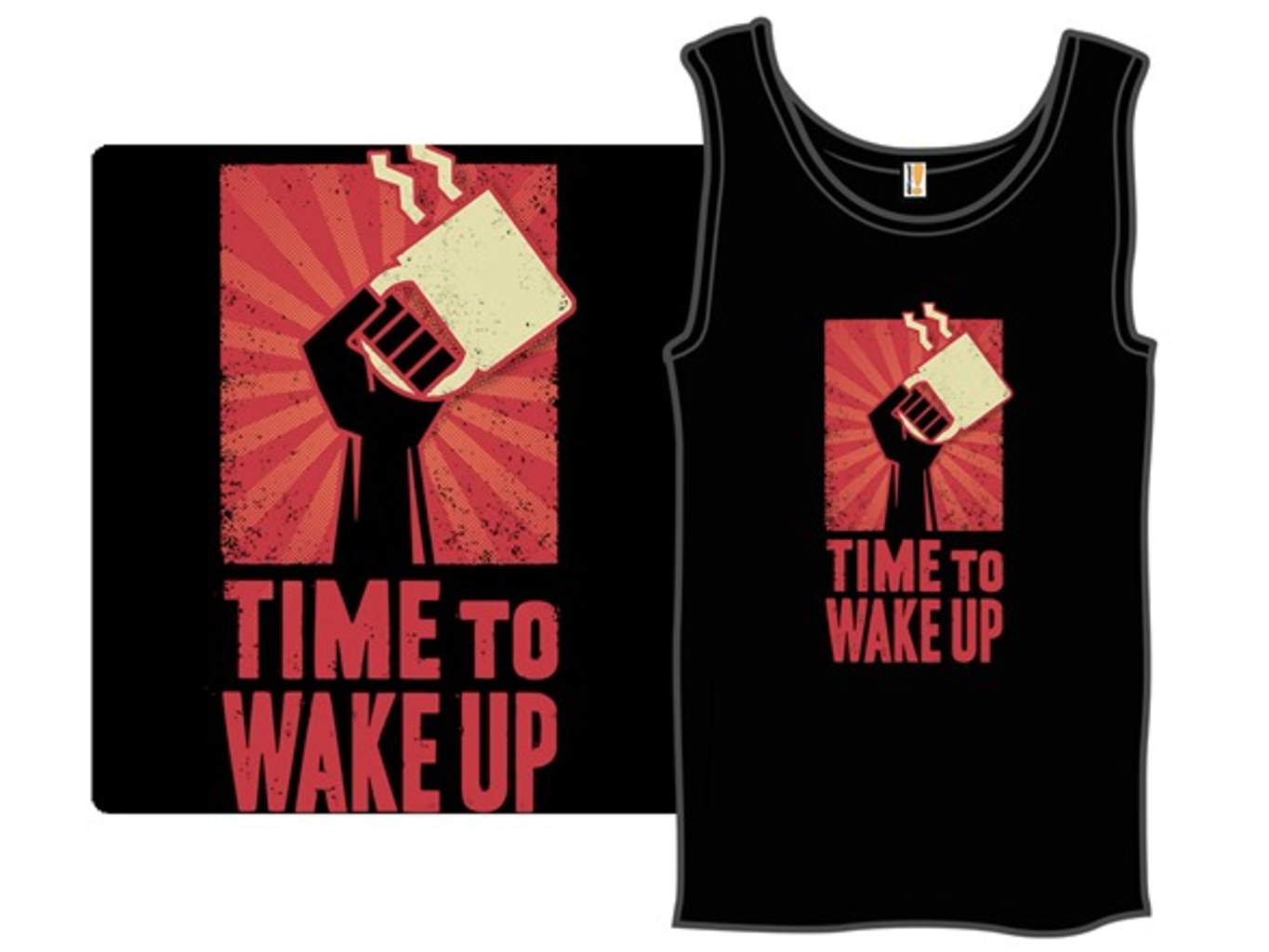 Woot!: Time to Wake Up
