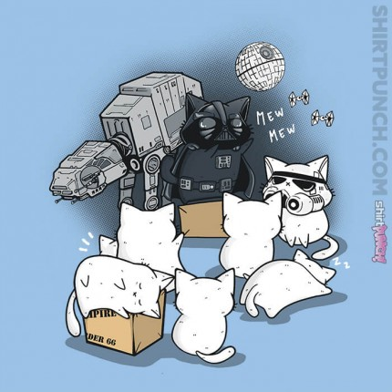 ShirtPunch: Kitten Wars