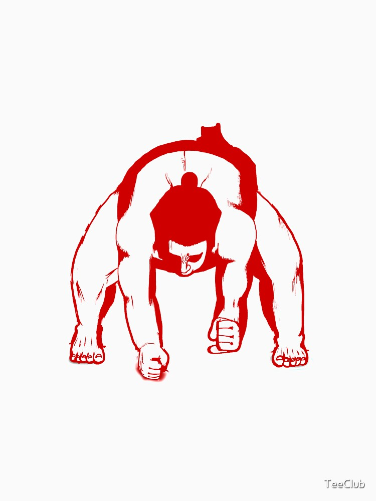 RedBubble: Fantastic Japanese Sumo Wrestling Sport Ready Pose For Kids & Adults