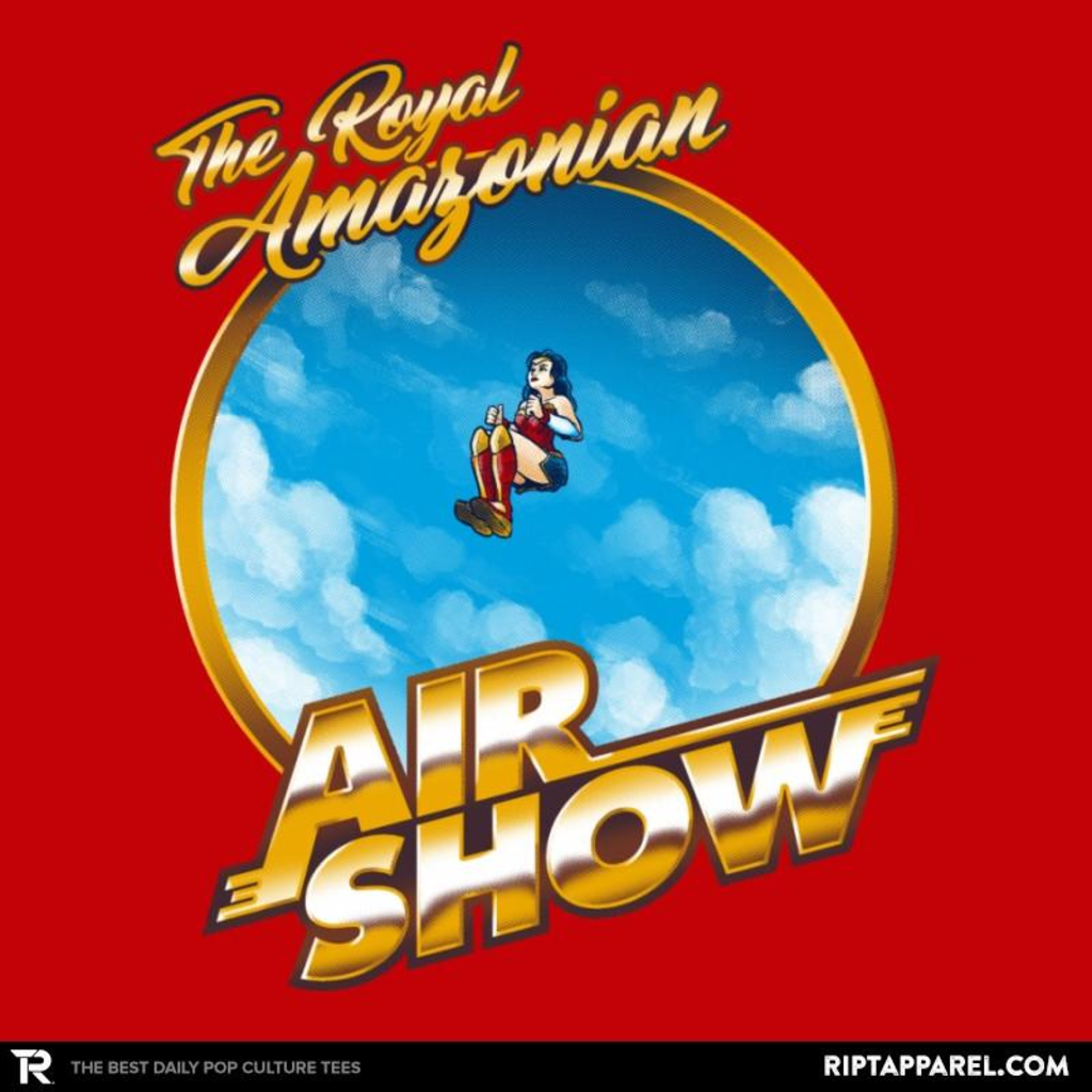 Ript: The Royal Amazonian Air Show