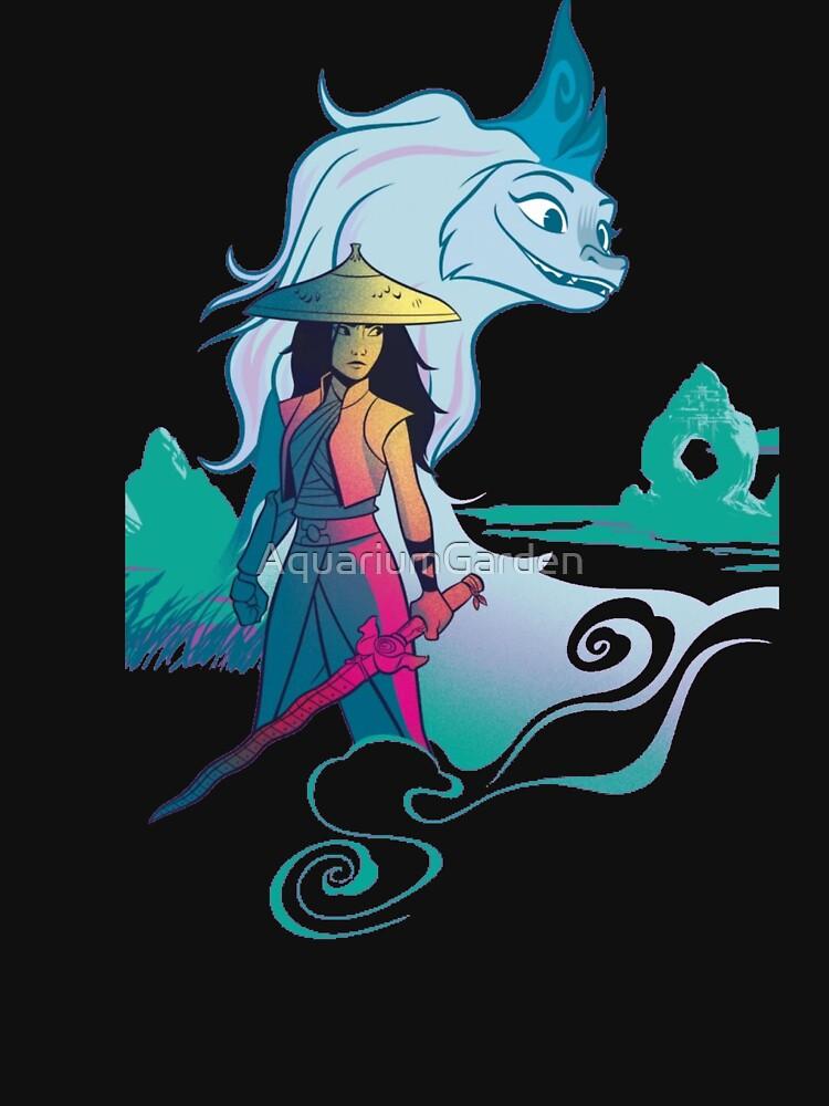 RedBubble: Susi and raya- raya and the last dragon