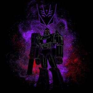 Once Upon a Tee: Decepticon Art