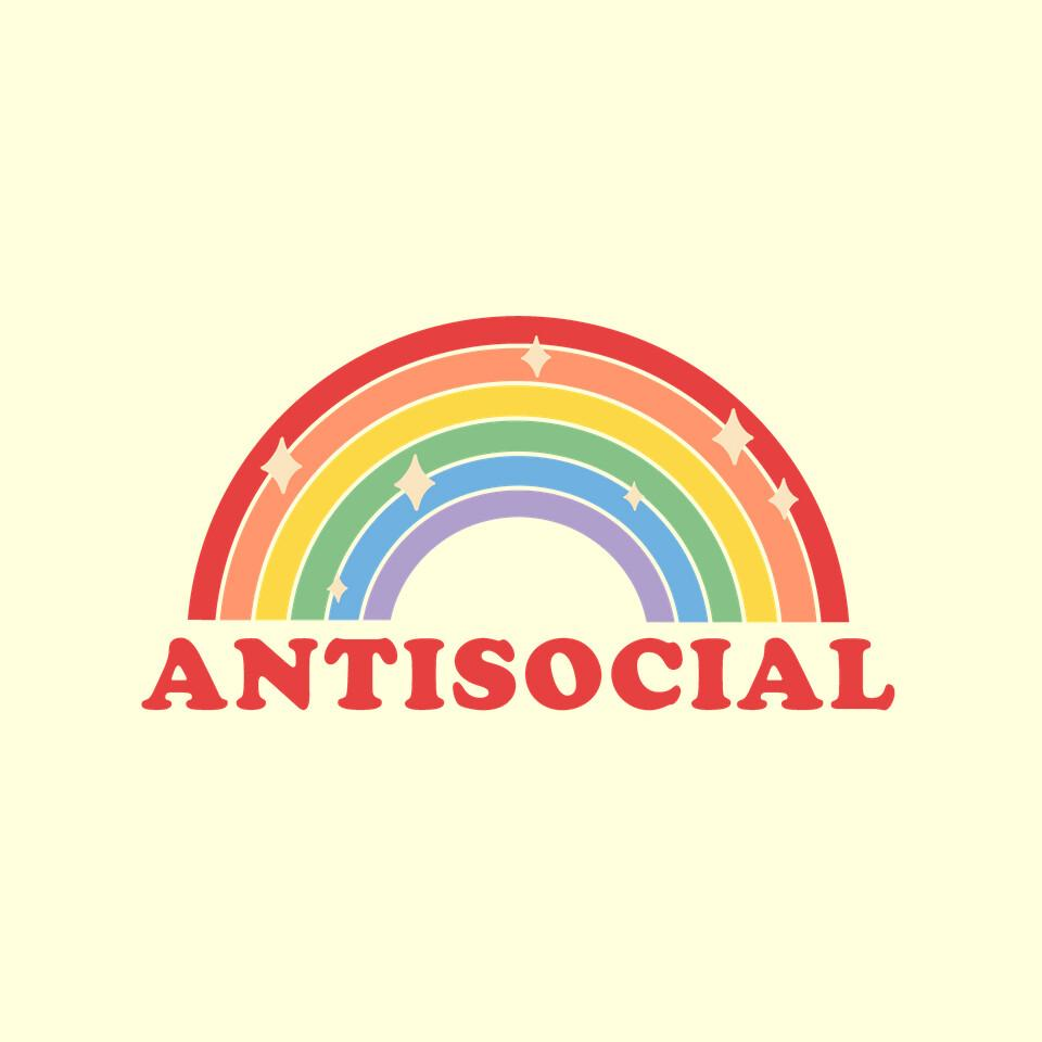 TeeFury: Antisocial