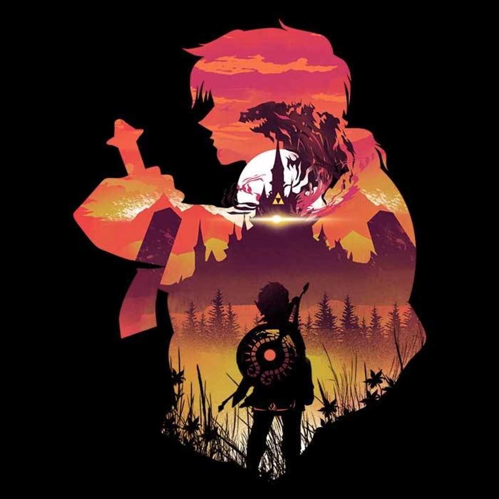 Once Upon a Tee: Wild Sunset
