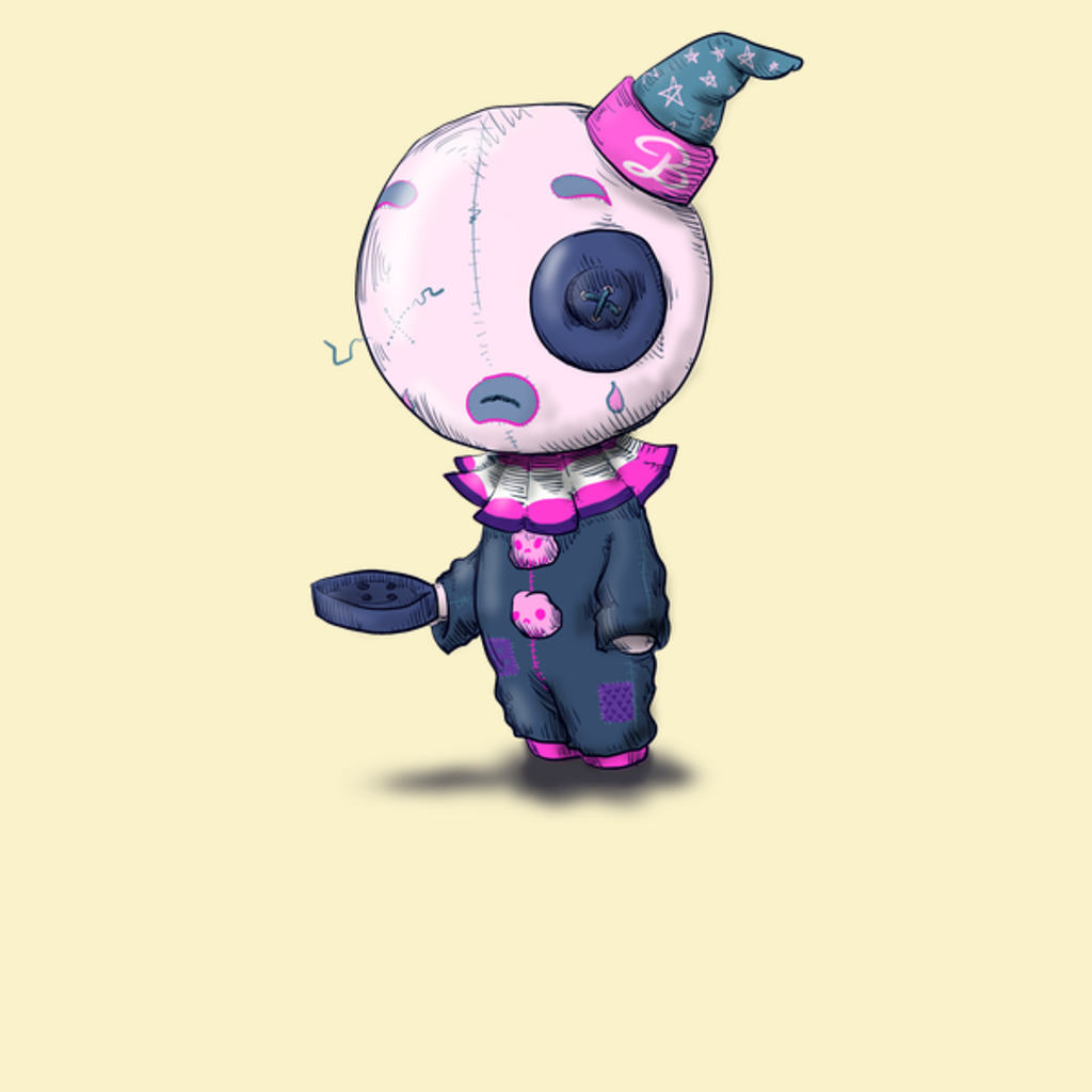 NeatoShop: Buttons The Clown