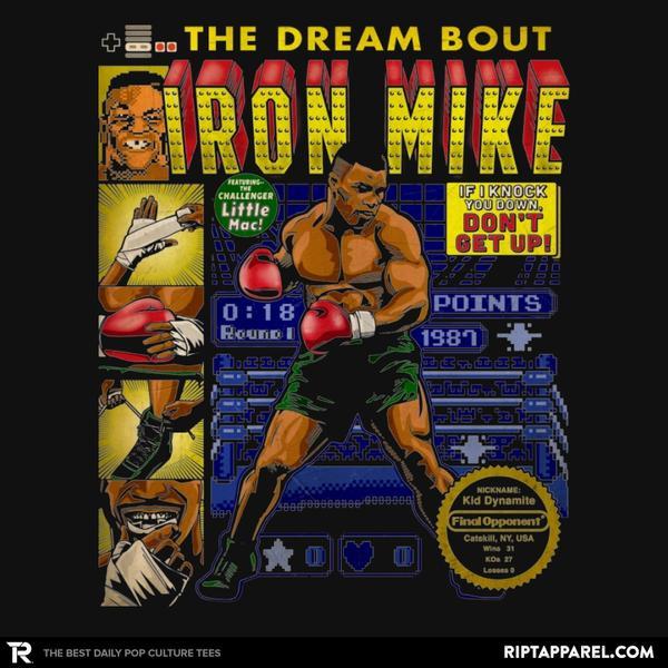 Ript: Iron Mike