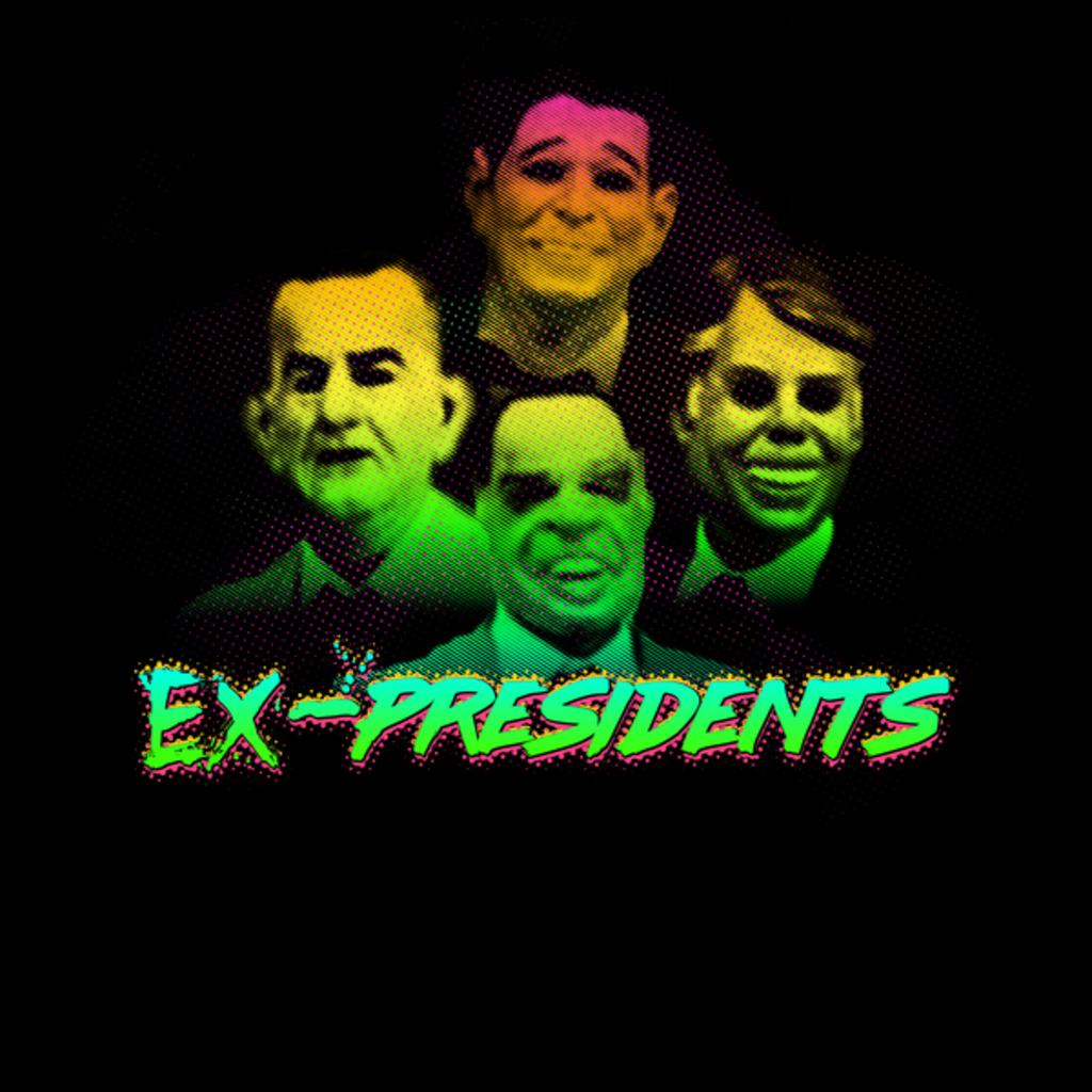 NeatoShop: Ex-Presidents Appreciation Society