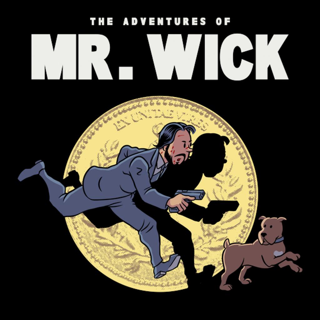 NeatoShop: The Adventures of Mr.Wick