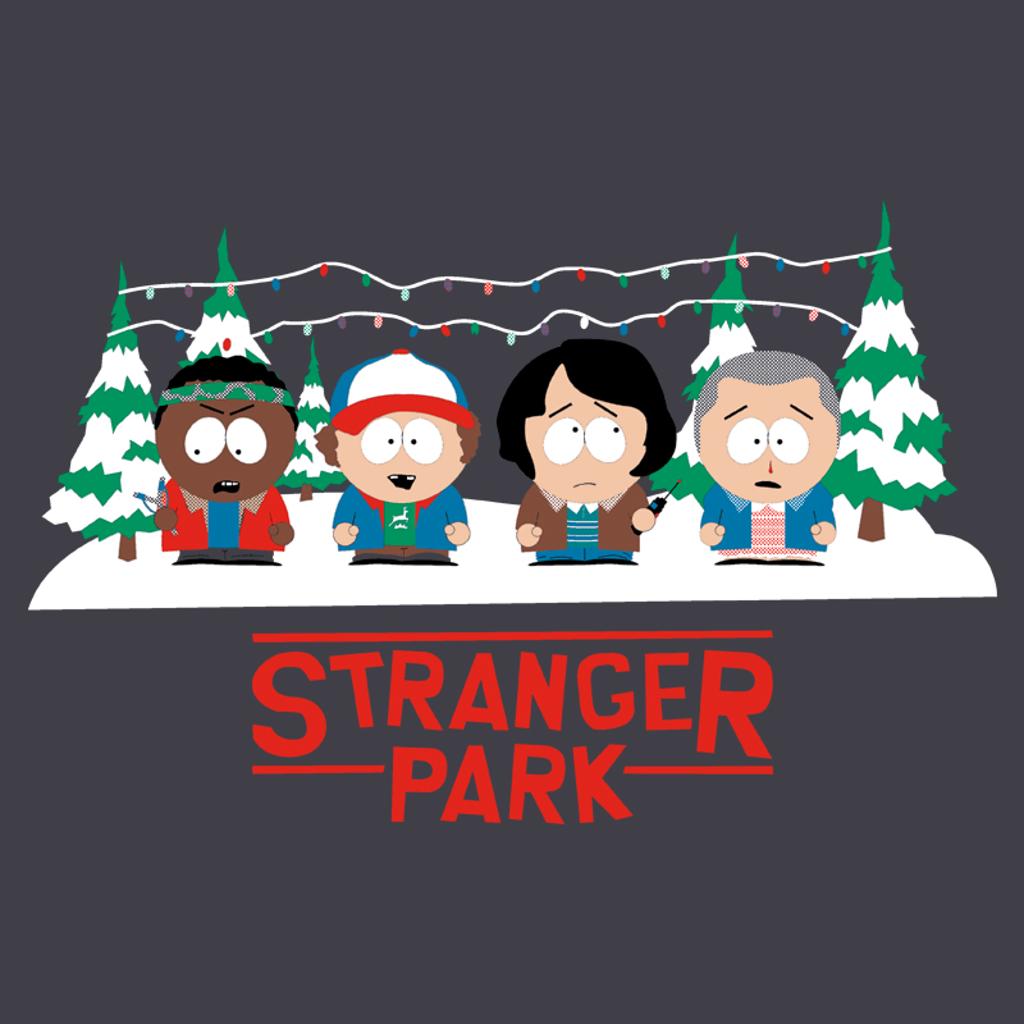 Pampling: Stranger Park