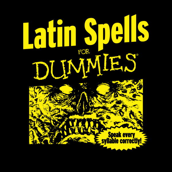 NeatoShop: Latin Spells for Dummies