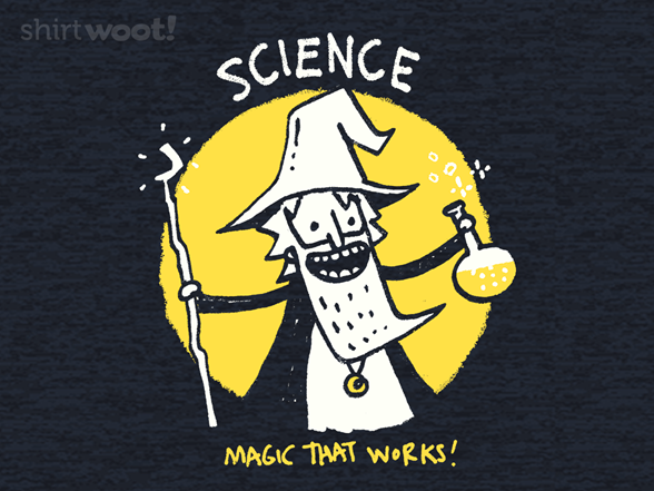 Woot!: Science, Magic That Works! - Remix