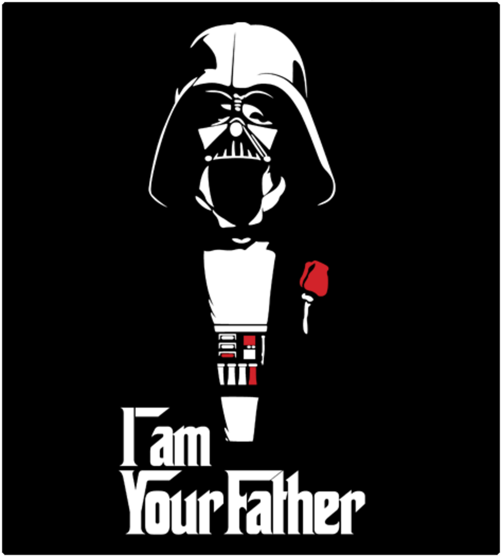 Shirt Battle: I Am Your Father