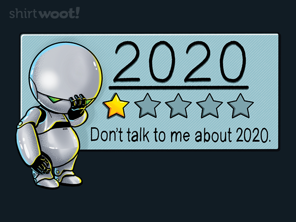 Woot!: 2020 Face-Palm