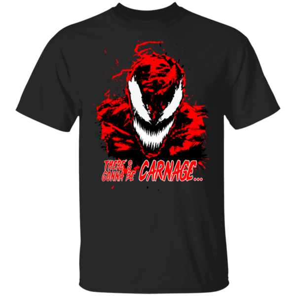 Pop-Up Tee: There's Gonna Be Carnage