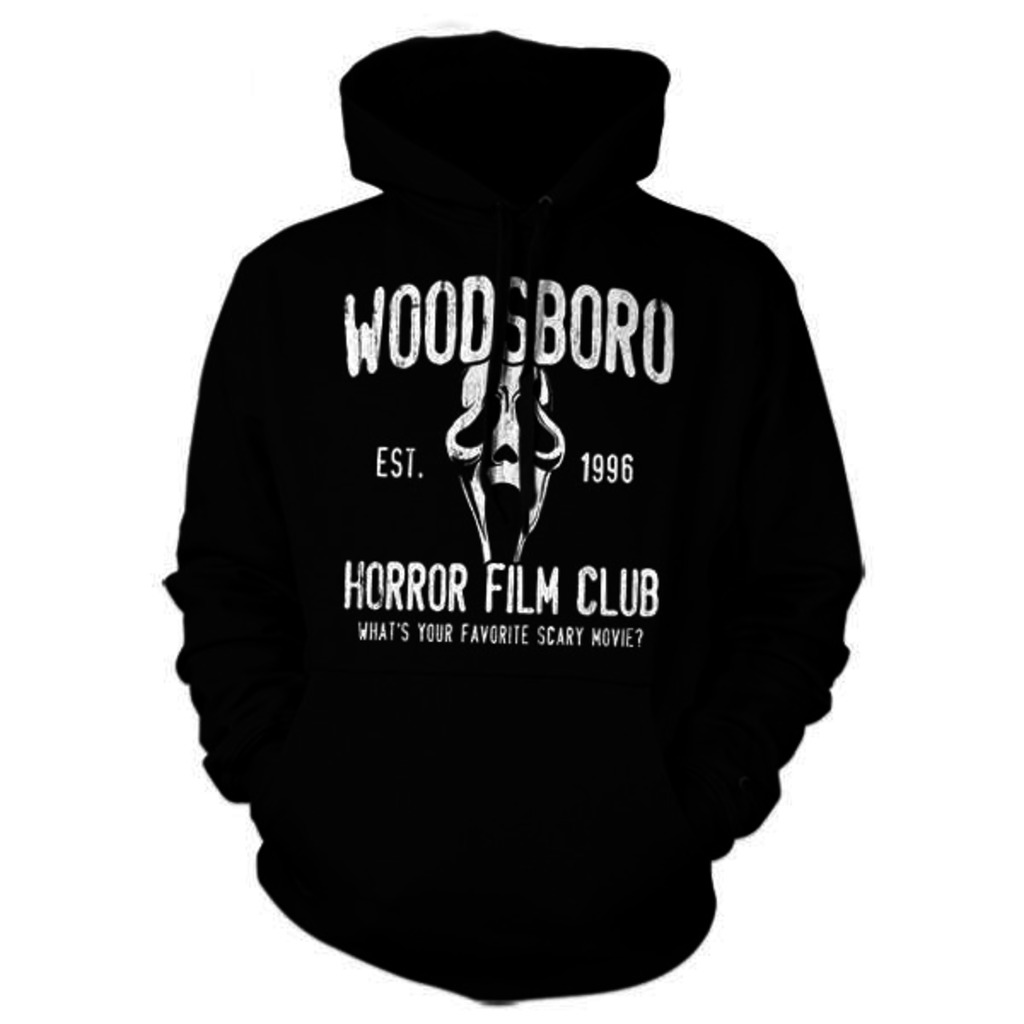 Five Finger Tees: Woodsboro Horror Film Club Hoodie