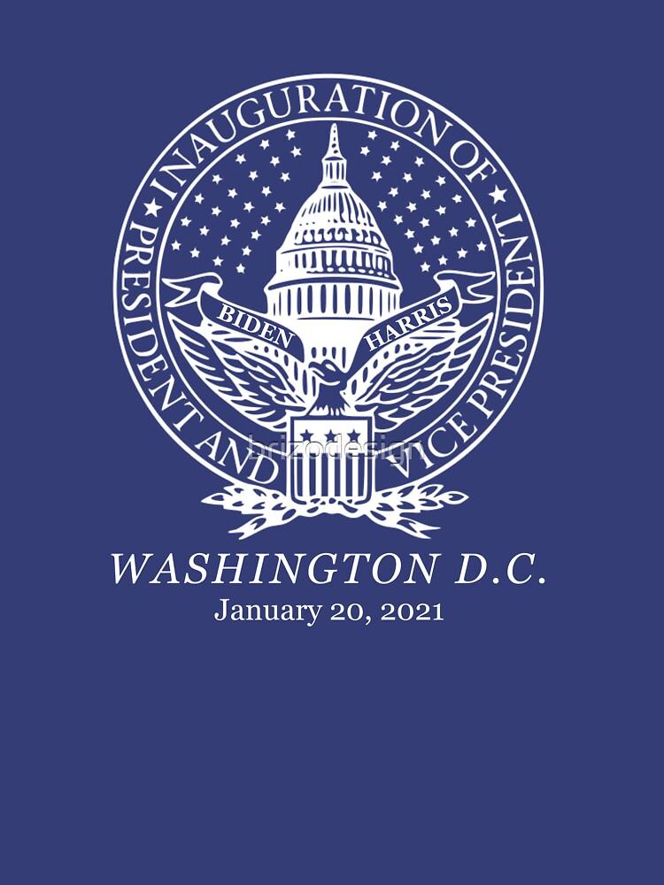 RedBubble: Biden Harris Inauguration Day January 20, 2021