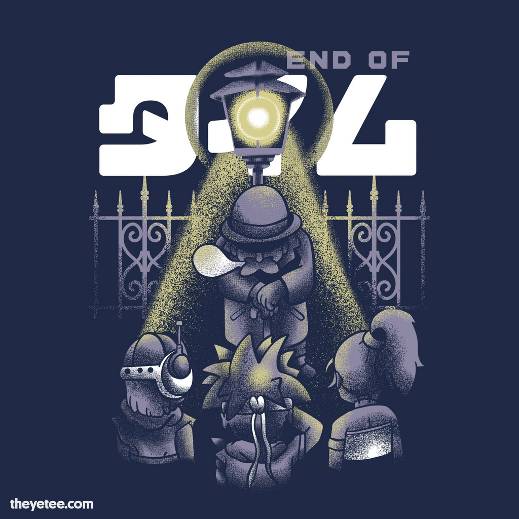 The Yetee: End of Time