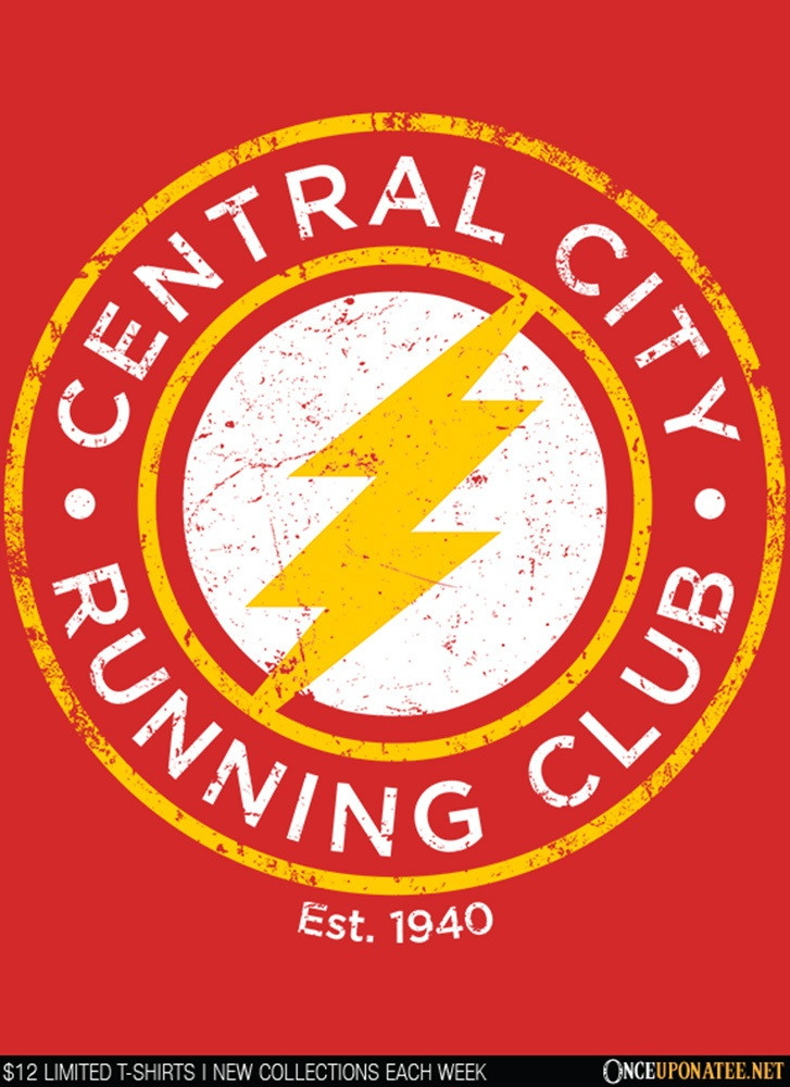 Once Upon a Tee: Central City Running Club