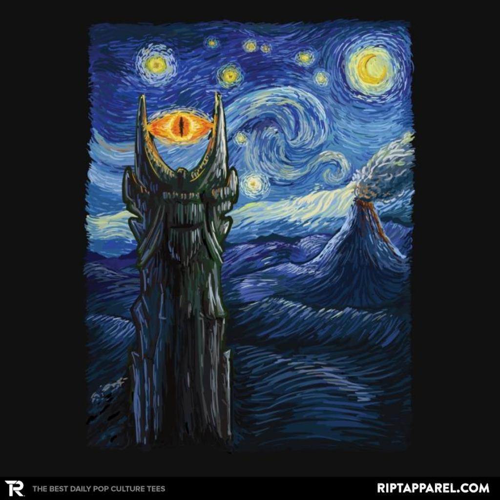 Ript: Sauron Van Gogh