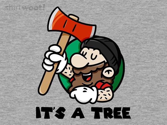 Woot!: It's A Tree