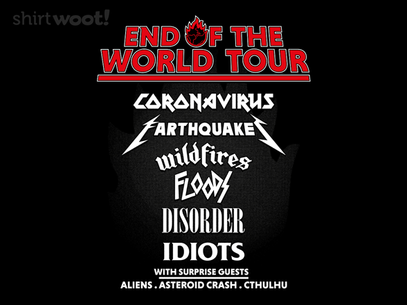 Woot!: End of the World Tour