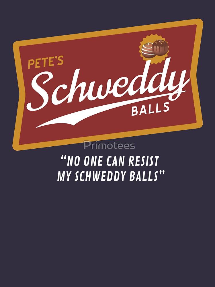 RedBubble: Pete's Schweddy Balls