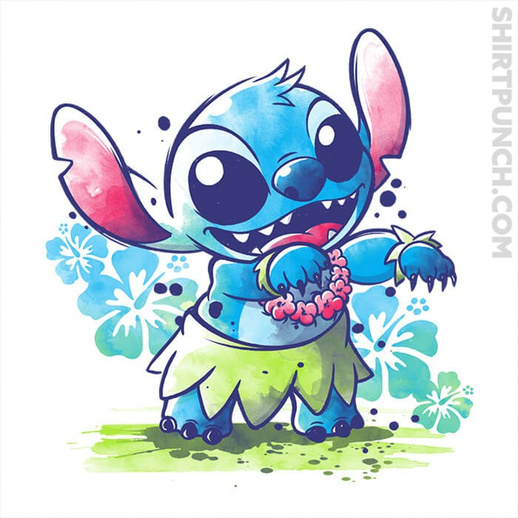ShirtPunch: Hula Dance Experiment