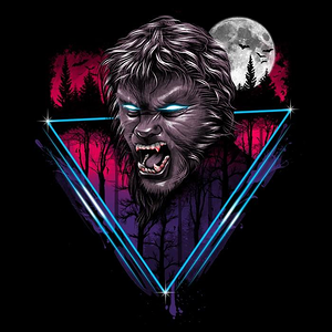 Once Upon a Tee: Rad Wolfman