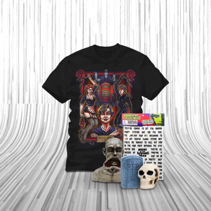 ShirtPunch: Horror at Home Bundle