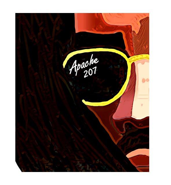 RedBubble: Apache 207
