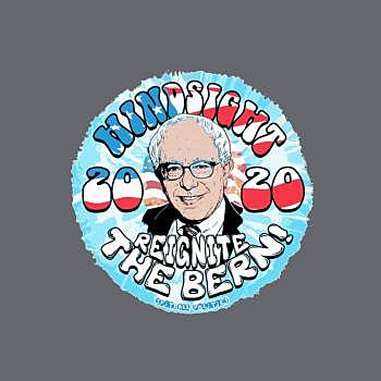 BustedTees: Bernie Sanders Reignite 2020