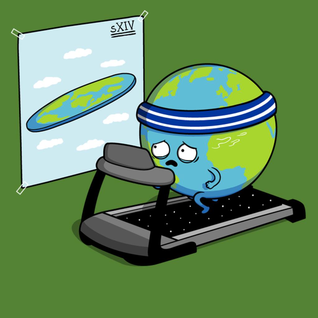 NeatoShop: Round Earth!