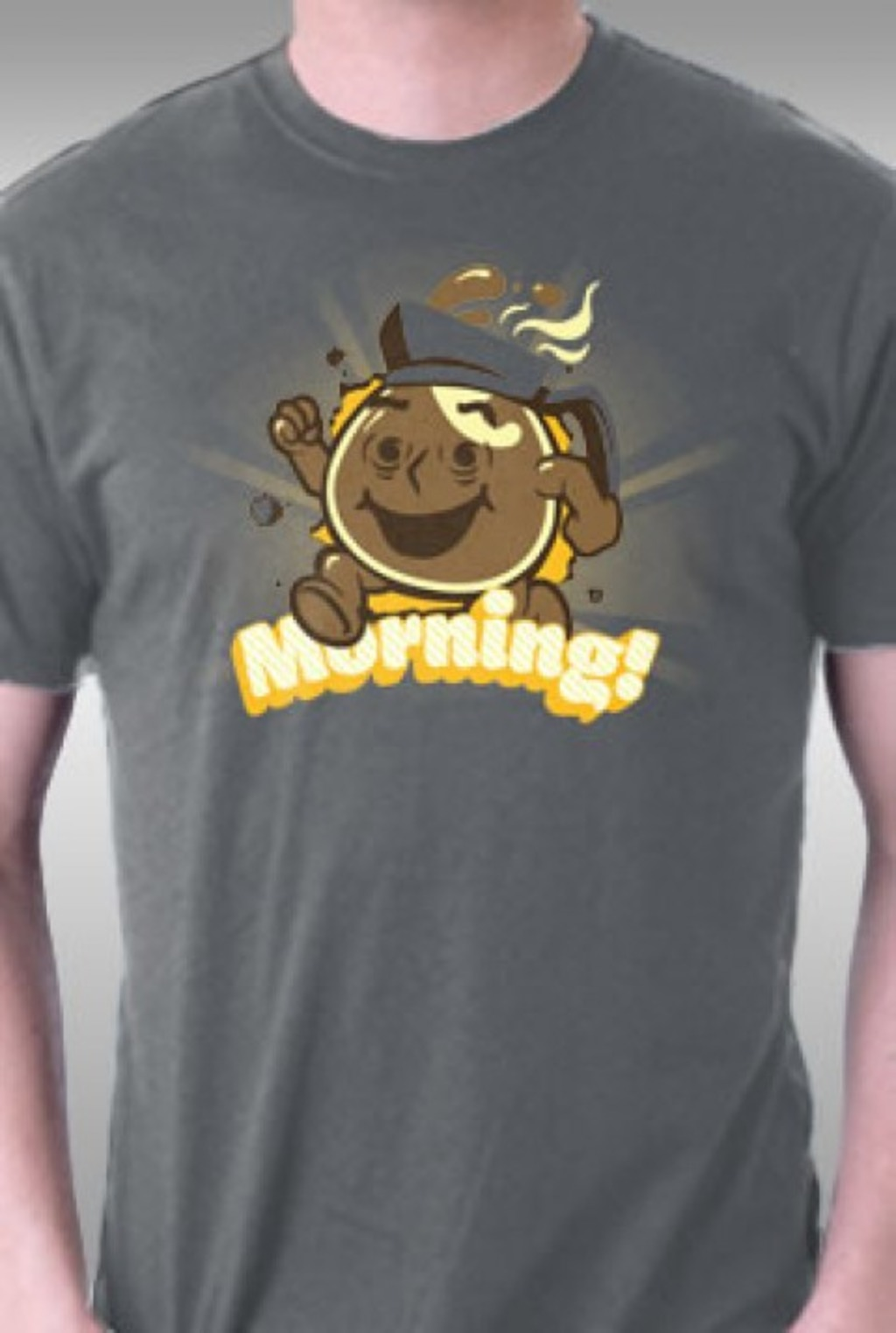 TeeFury: Morning!