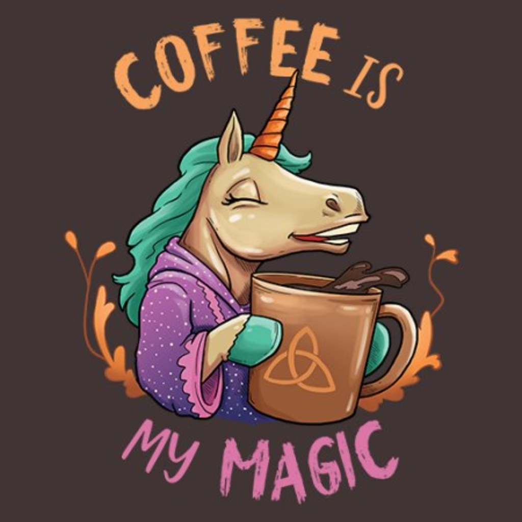 MeWicked: Coffee Is My Magic