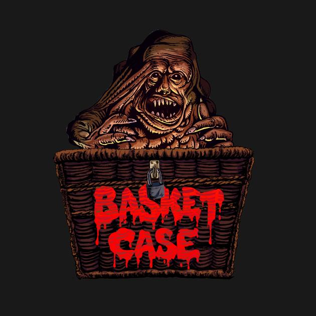 TeePublic: BASKET CASE