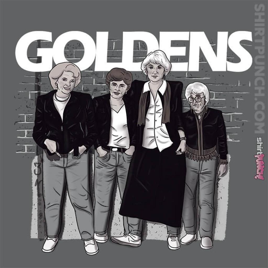 ShirtPunch: Goldens