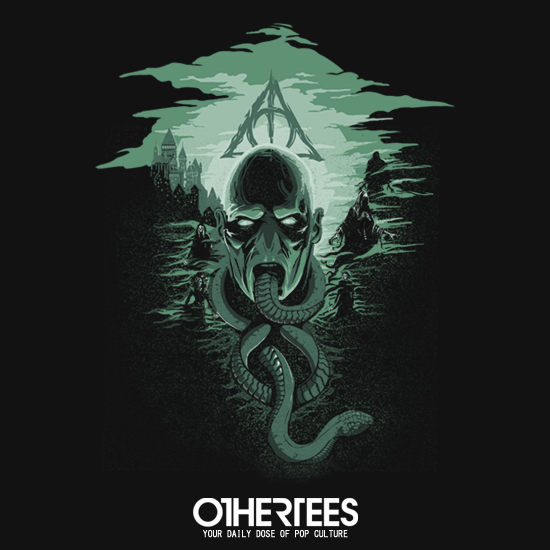 OtherTees: Deadly Moon