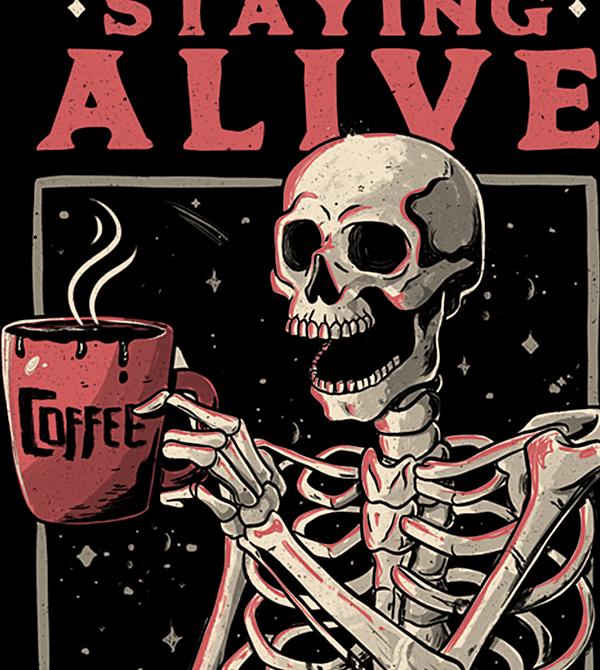 teeVillain: Staying Alive