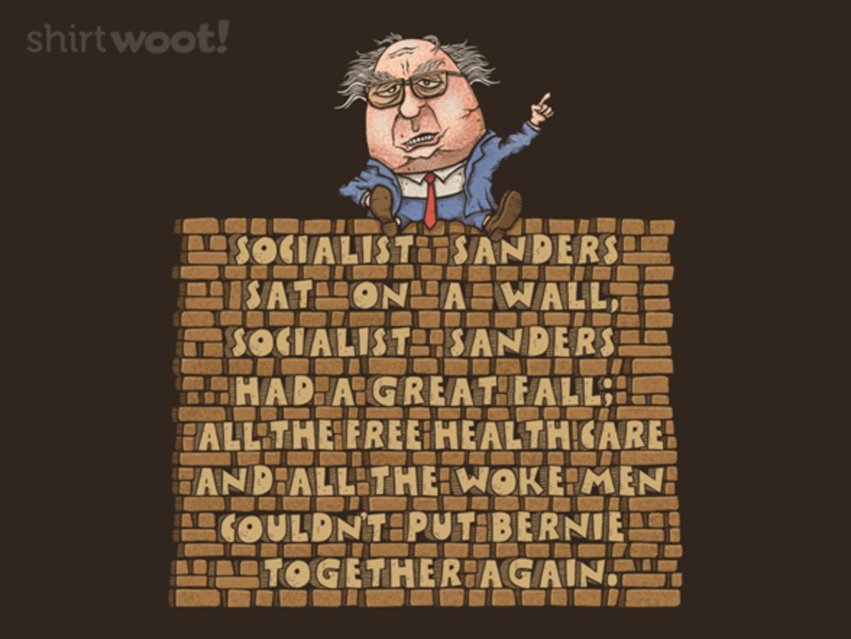 Woot!: Socialist Sanders