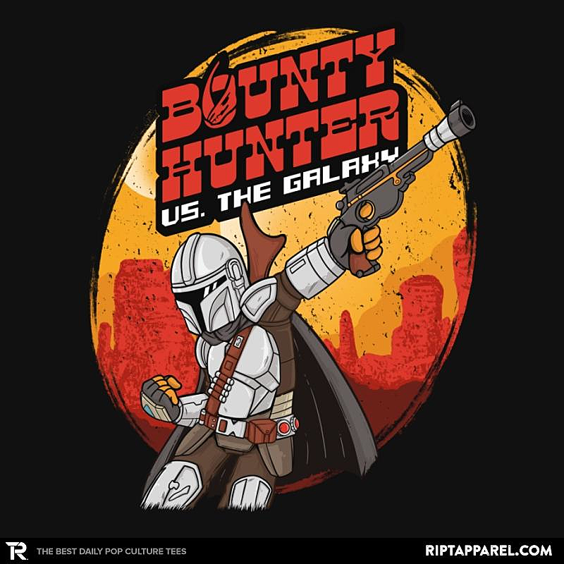 Ript: Bounty Hunter vs. The Galaxy