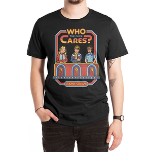 Threadless: Who Cares?