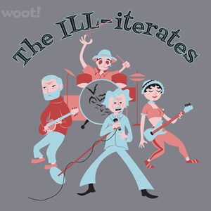 Woot!: The ILL-iterates