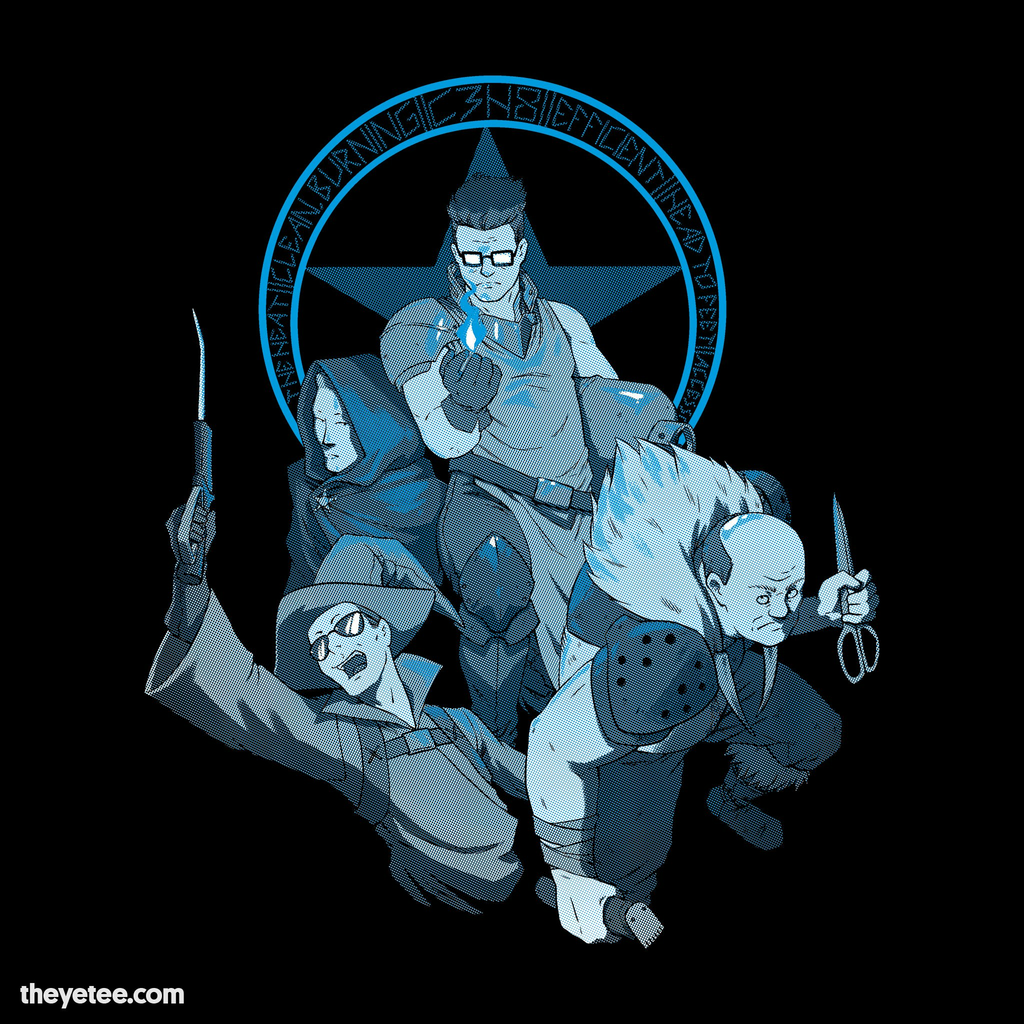 The Yetee: sovereign of the mound