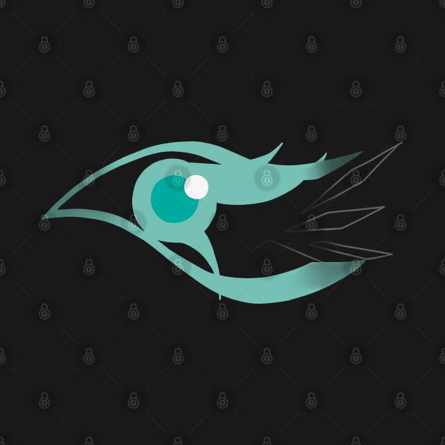 TeePublic: Mystic Messenger Mint Eye Symbol
