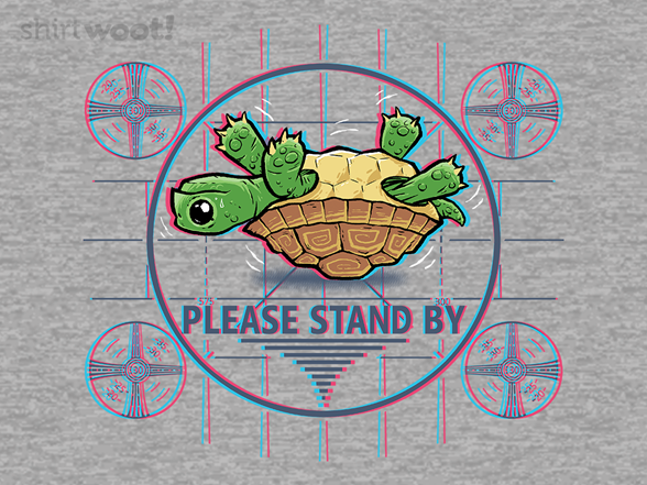 Woot!: Please Stand By