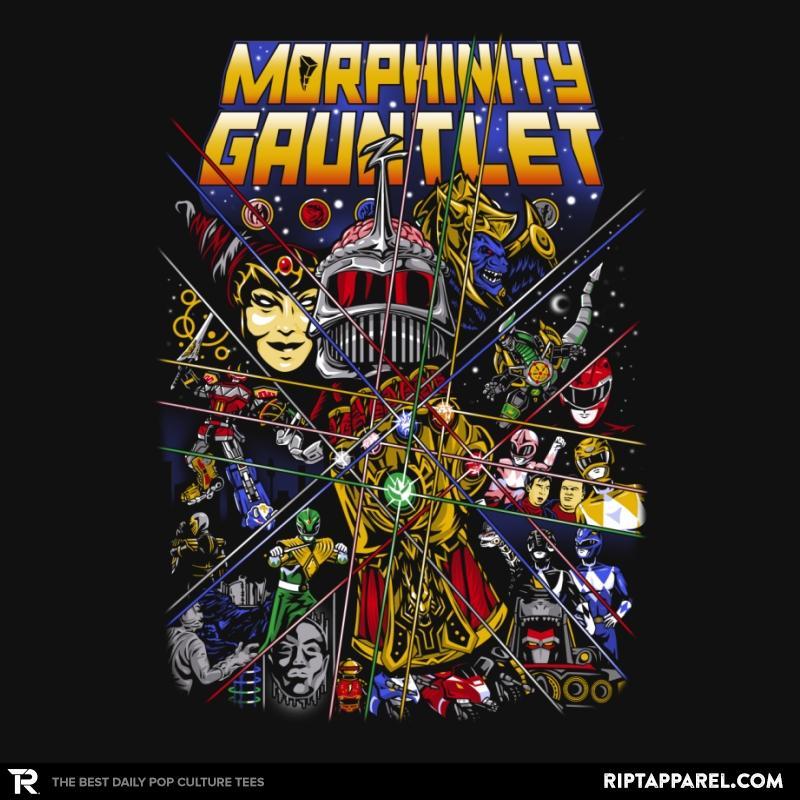 Ript: Morphinity Gauntlet