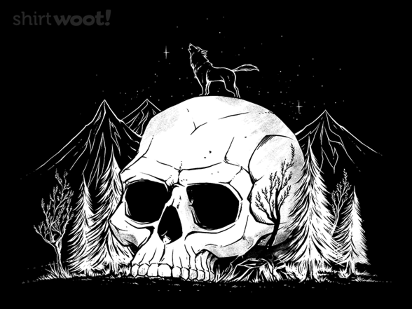 Woot!: Skull Forest