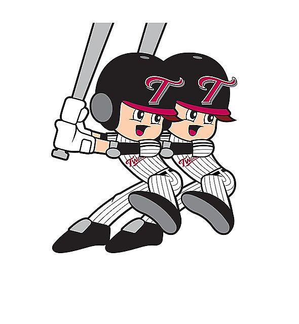 RedBubble: LG Twins Seoul Baseball KBO Mascot Logo
