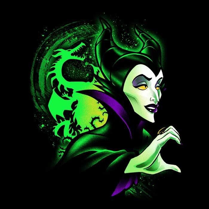 Once Upon a Tee: All Evil